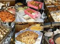 朝食の自慢は、朝焼きパン、帆立の刺身、蟹の鉄砲汁などなど。和食・洋食どちらにしようか迷いそう。