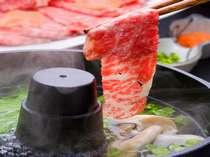 ■追加料理■国産牛しゃぶしゃぶ(2人前)6,480円(税込)