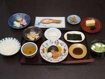 【料理】朝食一例(和食)