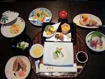 【料理】懐石一例/早春