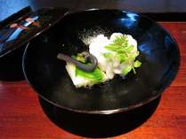 【料理】春の懐石一例