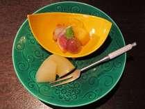 懐石料理(初秋)