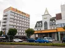 天然温泉「伊予の湯」 スーパーホテル新居浜