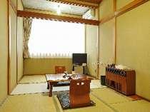 冷暖房完備の和室 7.5畳間 みずき