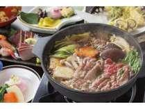 神話の里「壱の膳」 特選 高千穂牛ロースすき焼き会席プラン♪