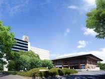 ホテルグランド東雲外観