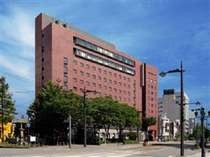 ◆ 富山マンテンホテル外観 ◆