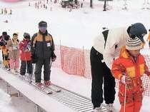 【雪遊び】ファミリーDEスキー・ゲレンデ徒歩
