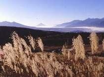 【紅葉】霧ヶ峰高原の静かな秋を感じる体験プラン