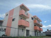 *≪外観≫2014年8月に完成したばかりの新しい建物です