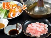 <家族旅行に>しゃぶしゃぶ食べ放題プラン☆お肉は季節を選ばずいつでも美味しい_。お子様定額@5400円