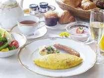 【朝食】アドミラルのアメリカン