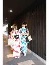 【女子会・カップル】着物ではんなり京都散策プラン♪◇組数限定◇