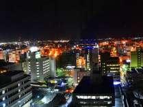 釧路市街を一望!シングル2部屋セットでお得に宿泊プラン(朝食付き)