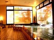 京都市内では有数の広さを誇るサウナ付大浴場・音羽の湯