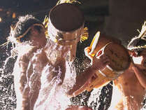 まだ間に合う!1月20日 冬の奇祭「寒の水」を見よう!