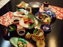 【山陰大周遊★温泉】【まるも会席】グレードアップ◎鳥取の旬の味を会席で&鳥取駅から徒歩5分