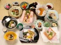 京会席料理(春イメージ)