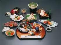 京会席料理(通年イメージ)
