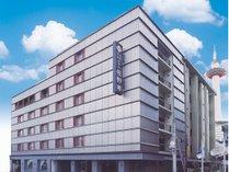 ◆ホテル佐野家外観(お昼)◆