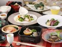 【うらら会席膳】2020年冬のお料理一例 ※内容は一部変更となる場合がございます。