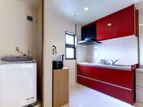 【客室1LDK】清潔感のある客室でお過ごしください!
