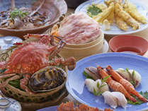 """【贅沢★蒸し釜や】夕食は""""体験型飲食店""""で♪旬の海の幸を思いきり堪能しよう!"""