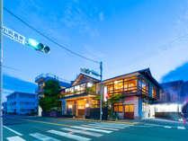 【外観】熱量日本一を誇る小浜温泉&蒸し風呂を満喫!湯宿蒸気家