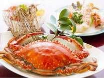 竹崎蟹は夏はオスかにのミソ、冬のメスかにの卵が絶品!!