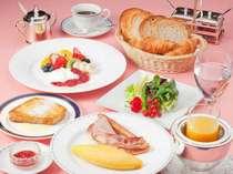 ★レディースプラン特別洋朝食一例