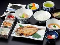 【和朝食一例】体がほっと目覚める和定食を召し上がれ。※写真はイメージです