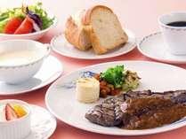 夕食 季節のコース洋定食(イメーシ゛)
