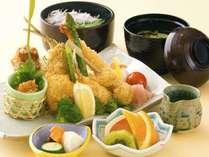 夕食 季節のコース和定食(イメーシ゛)