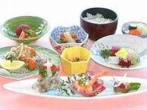 つつじディナー和食(イメーシ゛)