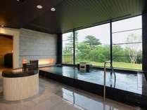 ブリサマリナ(温泉施設) 男性内湯