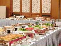 夕食ブッフェ※写真はイメージです