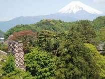 ダブル世界遺産【富士山と韮山反射炉】(韮山反射炉まで川奈ホテルから35.4Km平常時お車で50分)