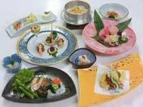 夕食:川奈会席膳※写真はイメージです