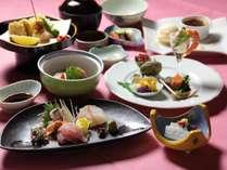 【ご夕食】和食コース※写真はイメージです