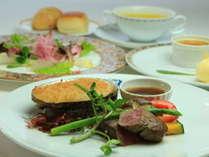 潮彩ディナー(洋食コース)※仕入れの状況により、食材・メニューに変更がある場合がございます。