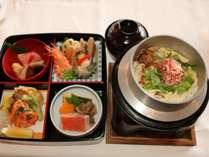 ヒストリアディナー和食コース※写真はイメージです