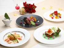 【夕食】クリスマス期間限定ディナー「ノエルディナー」