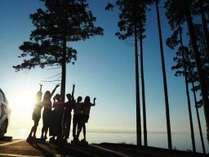 ガラガラ山キャンプ場SPA&CAMP