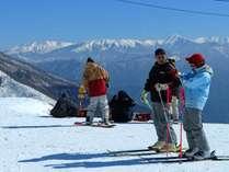 かわいスキー場は当館から約5分・流葉スキー場は約30分の好立地☆