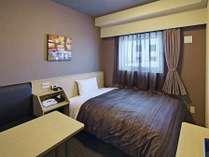 シングルルーム☆ベッドサイズ130×196cm 加湿機能付き空気清浄機全室完備