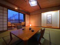 【和室】ゆったり空間の和室で、5名様まで宿泊可能です。