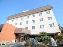 【外観】富川シティホテル◆日高富川ICから車で4分!◆