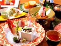 【夕食】お部屋食プランイメージ