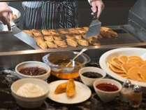 パーゴラ朝食フレンチトーストイメージ