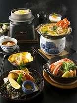 日本料理 華雲「蟹御膳」イメージ